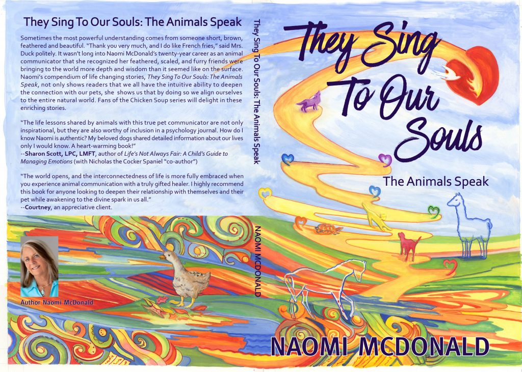 They Sing To Our Souls Print Cover