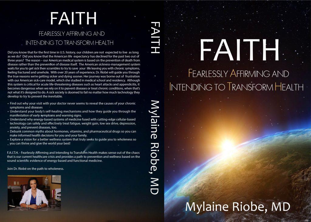 FAITH by Mylaine Riobe