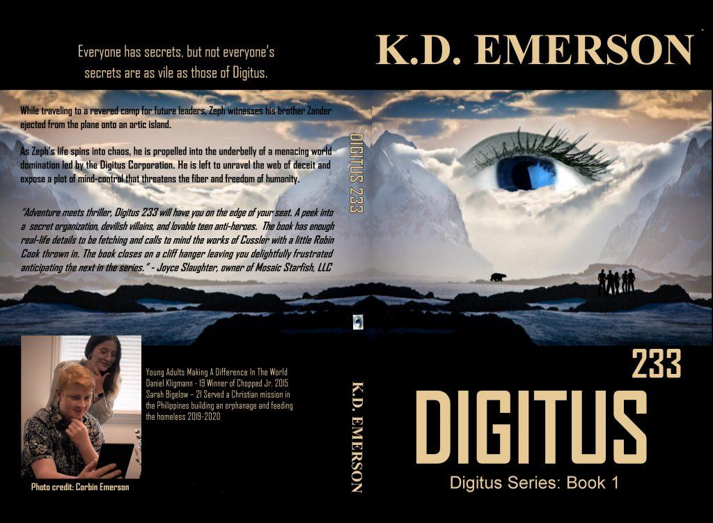 Digitus 233 Print Cover