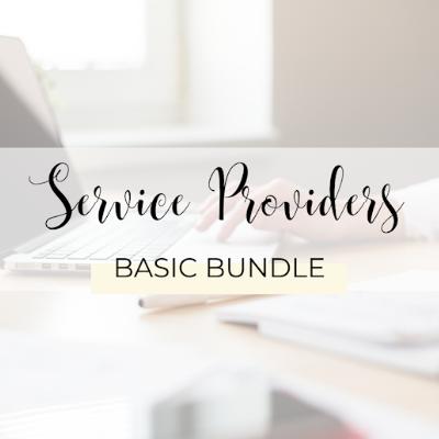 Service Providers Bundle Templates
